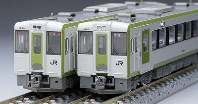 八田元氣小棧:日版-全新TOMIX 98057 N規 JR キハ100形 2次車 2両