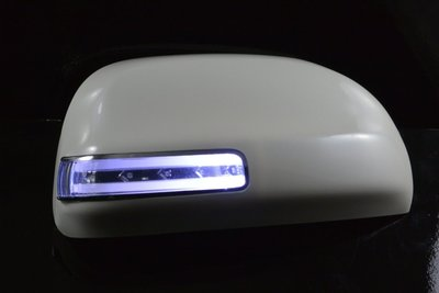 金強車業TOYOTA豐田 RAV4 2005-2012 原廠部品 雙功能後視鏡 方向燈 小燈 免運 (黑202)