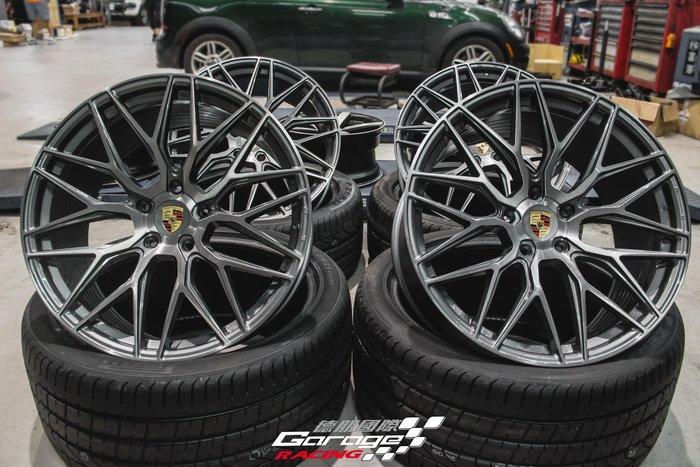 德朋國際 / VARRO VD06 Porsche Cayenne E3 實裝  搭配輪胎PIRELLI P-ZERO