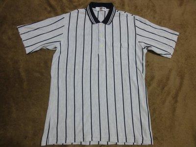 (抓抓二手服飾)  SEAFOWL  POLO衫   L   (C02)