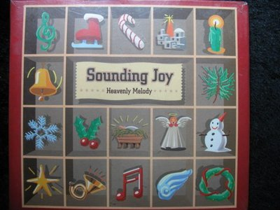 Sounding Joy - 天上來的聲音 - Heavenly Melody - 1997年天韻有聲全新版  -201元起標  輕音樂