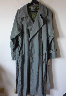全新美國品牌【Drizzle】美國製經典歐美剪裁長版風衣外套原價美金$375-$699起標標多少賣多少