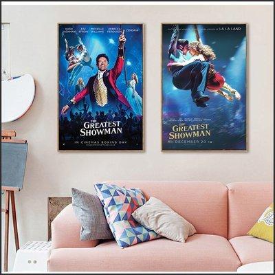 日本製畫布 電影海報 大娛樂家 The Greatest Showman 掛畫 嵌框畫 @Movie PoP 多款海報#
