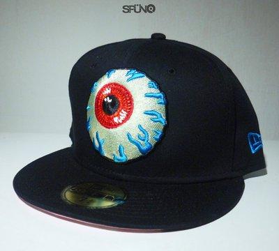 [Spun Shop] New Era x Mishka Keep Watch Fitted Cap 全封帽