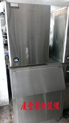 【慶豐餐飲設備】(二手Hoshizaki企鵝牌製冰機)冷凍櫃/咖啡機/碎冰機/西餐爐/蛋糕櫃專業維修出租