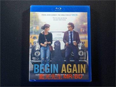 [藍光BD] - 曼哈頓戀習曲 Begin Again ( 台灣正版 )