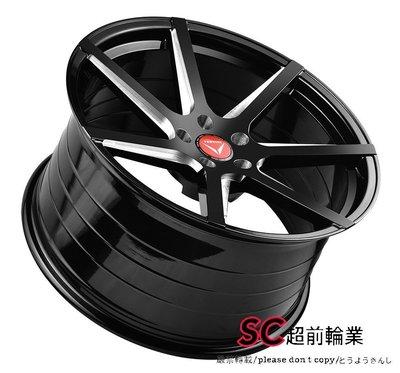【超前輪業】 限量發售 經銷 VERTINI WING-7 20吋旋壓鋁圈 5/114.3 5/120 可前後配