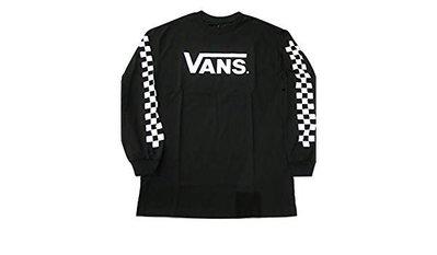 【日貨代購CITY】VANS Classic Checks L/S Shirt VN0A3ZFFBLK 長TEE 現貨