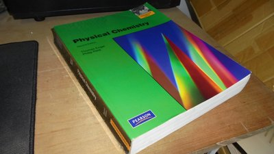 古集二手書t ~Physical Chemistry 2/e Thomas Engel 9780321643056
