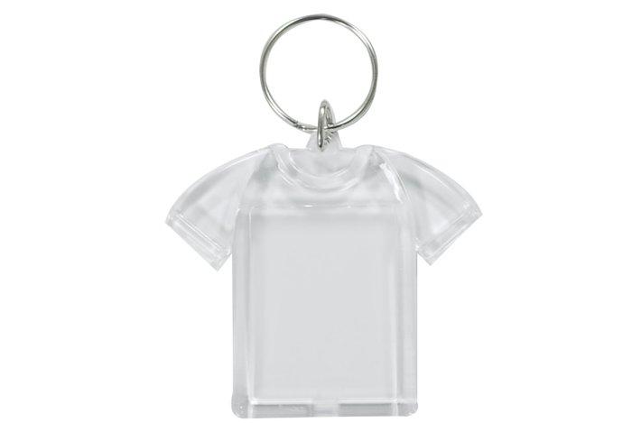 大衣服鑰匙圈素材 材料 壓克力 照片 相片 DIY 客製化 婚禮小物 手工 吊飾 吊牌 批發 鑰匙圈 訂作 製作 轉印王