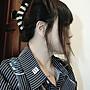 17x19cm內網更大濃厚髮量替代整頂整體感覺髮量夠多的真髮假髮片頭頂髮片50cm手織雙遞針隨意分線健康真頭皮超低價【手之髮】