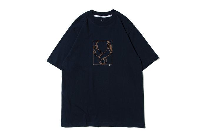 [ LAB Taipei ] REMIX ' 20 S/S SELECT TEE II [ 深藍 ]