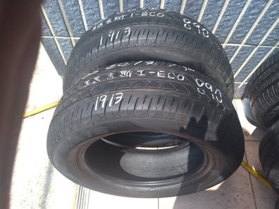 185 60 R 14 瑪吉斯 I-ECO 19年製造 落地胎 二手 中古 輪胎 一輪900元