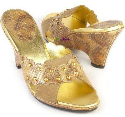 【美衣大鋪】☆ COLE HAAN 正品☆ Jianna.Slide model High Heel 美麗契型鞋