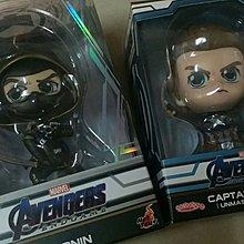 Hot Toys 漫威 Marvel 復仇者聯盟4 The Avengers END GAME 鷹眼 美國隊長 浪人 RONIN Captain America