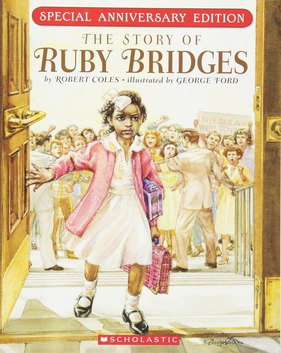 *小貝比的家*THE STORY OF RUBY BRIDGES/平裝/3~6歲/ 世界文化