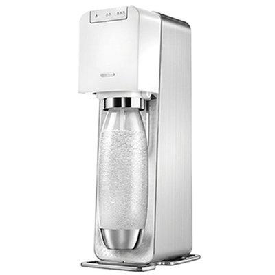 可門市取貨~~英國Sodastream-電動式氣泡水機Power source旗艦機(白)
