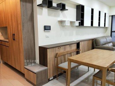 【歐雅系統家具】小空間大運用 多功能置物櫃 造型層板 衣櫃 各式系統家具