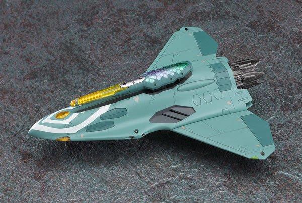 Hasegawa / 1/72 / 超時空要塞 / Draken III / SV-262BA / 戴歐&薩歐機 / 組