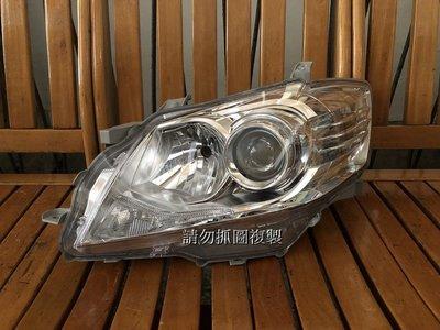 豐田 CAMRY 09 10 11 12 全新 有HID 無轉向 原廠型 大燈 附電調馬達 TYC製 一顆3400