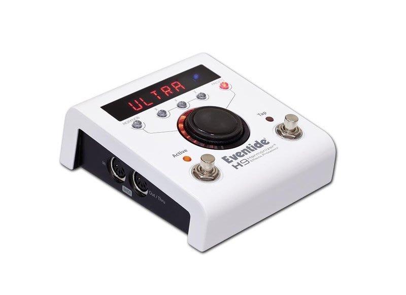 [ 反拍樂器 ] *新品* Eventide H9 Harmonizer (免運費)