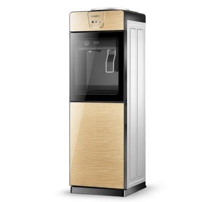 ZIHOPE 220V 現代飲水機立式冷熱辦公室冰溫熱水機家用玻璃節能制冷開水機ZI812
