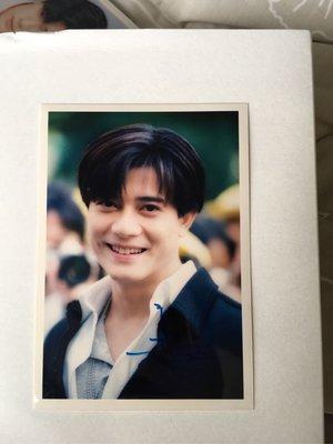 郭富城親筆簽名3R照片一套6張
