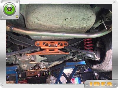 D18030608 SUMMIT 2012 福特FOCUS 全車拉桿 中下結構板 後下結構井字組 全車系