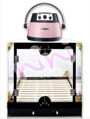 雅芳YH-003D壓克力寵物烘毛箱2呎(不包含烘毛機)