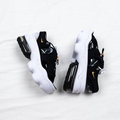 NIKE AIR MAX KOKO SANDAL 黑白 氣墊 厚底 增高 涼鞋 女鞋 CI8798-001