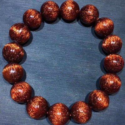 《施家椪氣 紫晶讚》《 收藏級 紅銅鈦手珠-14.5mm $43800》#紅銅鈦 #貓眼 #紅髮晶