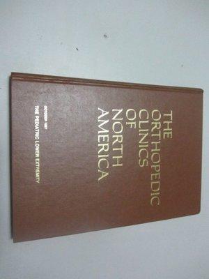 欣欣小棧   原文書*ORTHOPEDIC CLINICS OF NORTH AMERICA 1987  october