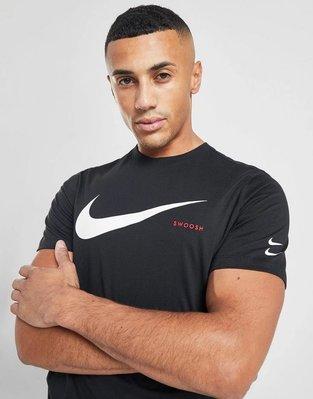 南◇2020 2月 Nike Nike Overbranded T-Shirt 黑色 雙勾 類OFF WHITE 短T