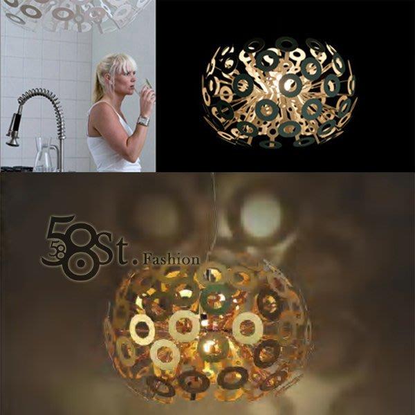 【58街】義大利設計師款式「浦公英吊燈」複刻版。GH-099