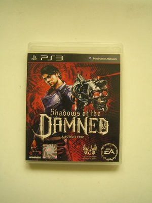 PS3 闇影罪罰 英文版 Shadows of the Damned