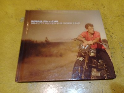 西洋CD+DVD《 Robbie Williams - Reality Killed The Video Star 》