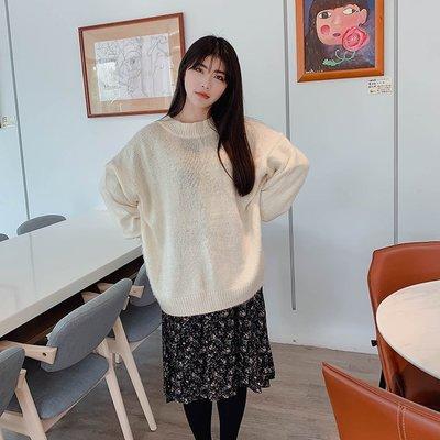 【ZEU'S】慵懶百搭套頭針織毛衣『 02120927 』【現+預】A