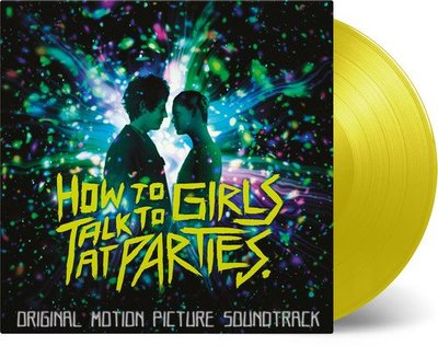 OST How To Talk To Girls At Parties 2LP 黑膠唱片 2018  (包郵)
