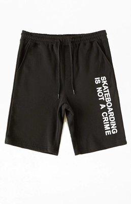 〔Bigforty〕Santa Cruz - Mixed Up Sweat Shorts 運動短褲