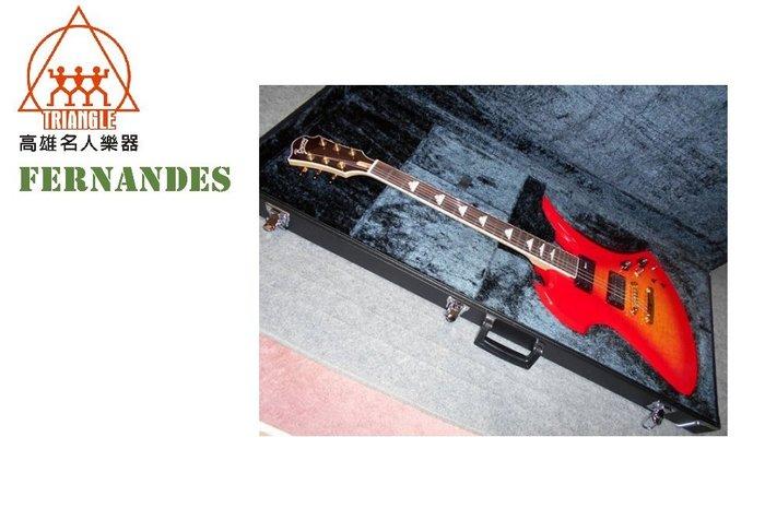 【名人樂器】Fernandes Burny MG-165S CS hide 全新美品 電吉他