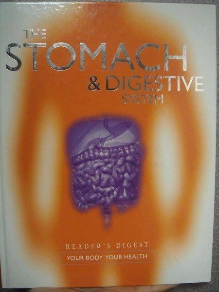 全新原文書【The Stomach & Digestive System】,僅此一本!無底價!免運費!