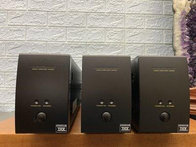 音響驛站 - 桃園 - MARANTZ MA500 THX 單聲道後級三台(歡迎器材交換、買賣估價)