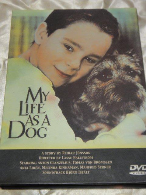 My Life as A Dog 狗臉的歲月 太古發行