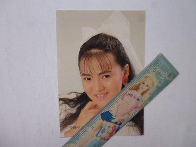 ///李仔糖明星錄*伊能靜卡片.共3張(k368-23)