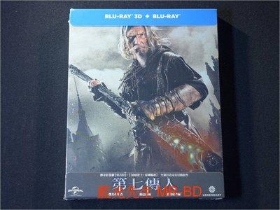 [3D藍光BD] - 第七傳人 The Seventh Son 3D + 2D 限量雙碟鐵盒版 ( 傳訊正版 )