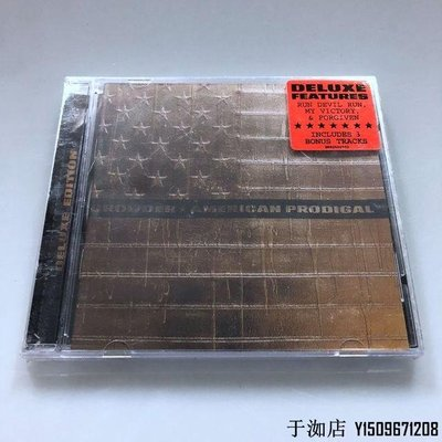 全新CD音樂 美國著名福音天王 Crowder American Prodigal可車載CD