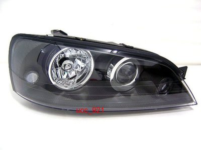 【UCC車趴】FORD 福特 TIERRA LS / SE / AERO  01-08 黑框大燈 (DEPO製) 一組3600