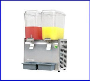 雙缸果汁機,冷飲機,果汁攪拌機