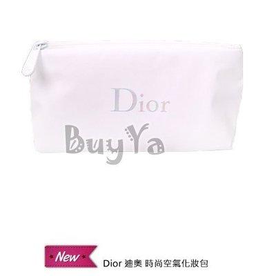 小資首選【BuyYa】迪奧 Dior 時尚空氣化妝包 美妝包 收納包 手拿包 防水 贈品包
