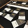 窗簾八德店】MIT台灣製✧訂製窗簾✧三明治窗簾 ✤直線條遮光窗簾✤